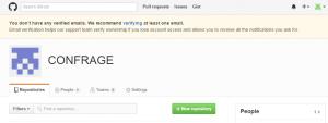 GitHubで共同編集者を招待(invite)する