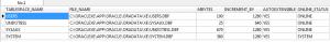 Oracleでデータディクショナリを参照する権限を付与する