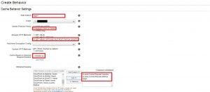 次はS3オリジンの設定をする必要があるので、IDのリンクをクリックします。
